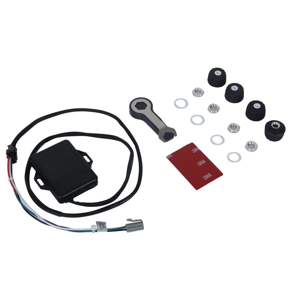 Hotaudio Dasaita TPMS APP Auto Sistema di Monitoraggio Della Pressione Dei Pneumatici Pneumatico Auto Diagnostico-support tool Bar e PSI