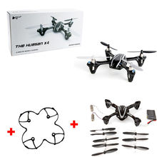Free Shipping! Upgraded Hubsan X4 H107L 2.4GHz RC Quadcopter Helicopter +Protection Frame Cover+Spare Crash Pack A