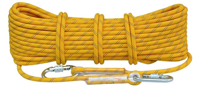 Back To Search Resultstools Outdoor Wire Rope Contemplative 60--100m 10.5mm 2700kg Fast Descend Static Rope Aerial Work Safety Insurance Working Sport Ice