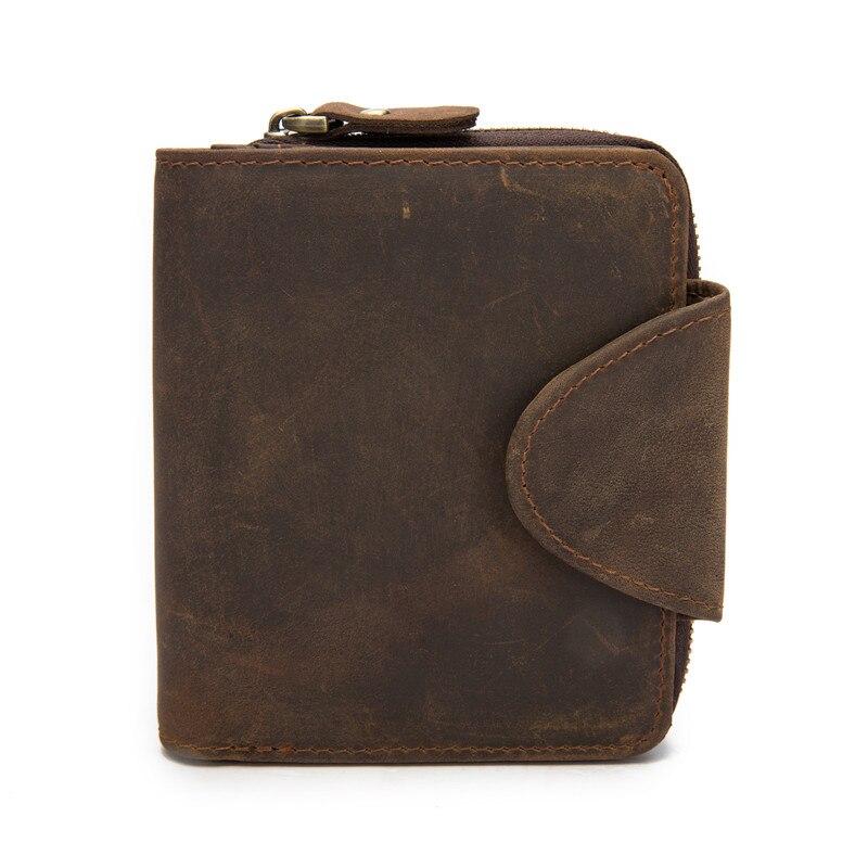 YISHEN férfi pénztárca valódi bőr férfi rövid pénztárca hitelkártya-tartók kis pénztárca férfi pénztárca Carteira férfi érme pénztárca 9032