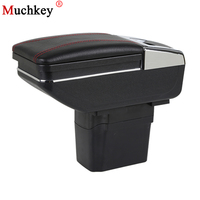 For Chevrolet Cruze 2009 2014 Console Armrest Box Central Store Content Storage Box Cup Holder Ashtray Interior Car Accessories