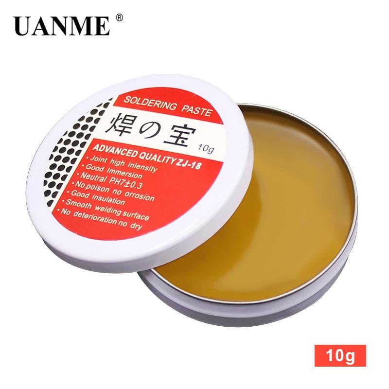UANME Soldering Paste Mild Rosin Environmental Soldering Paste Flux PCB IC Parts Welding Soldering Gel Tool For Metalworking(China)