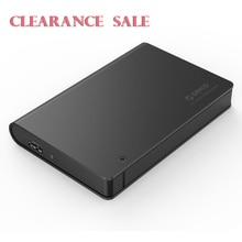 Распродажа HDD случай инструмента бесплатная 5 Гбит/SATA к USB3.0 жесткий диск Корпус 2 ТБ для 2.5 дюймов 7/9. 5/12.5 мм SATA HDD/SSD
