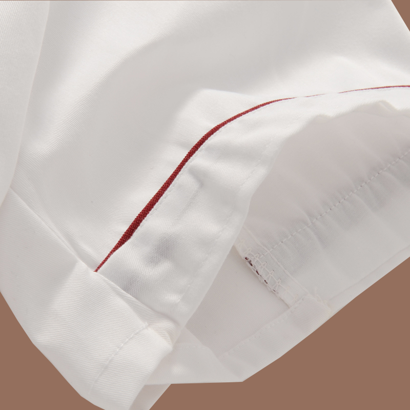 New Arrival Food Service Cloth Kitchen Chef Jackets Uniform Short Sleeve Hotel Cook Workwear Clothes Restaurant Chief Clothes