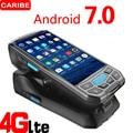 Caribe PL-50L мобильный компьютер android КПК wifi 2d bluetooth сканер штрих-кодов и gps принтер UHF RFID nfc POS принтер