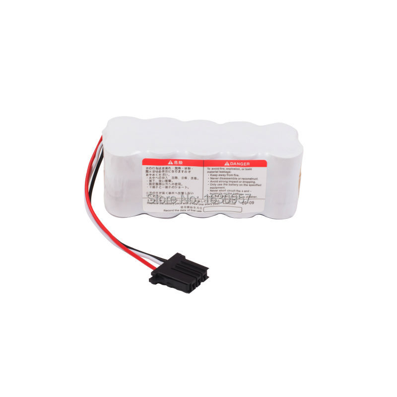 High Quality NKB 301V X065 Battery Replacement For Nihon Kohden TEC 5600 TEC 5601 TEC 5621