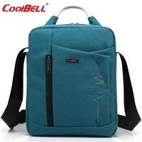 Cool Bell Shoulder Messenger Bag for Men Women Small Crossbody Bags Male Female Sling Bag Boys Girls Laptop Bag 8,10.6,12.4 inch