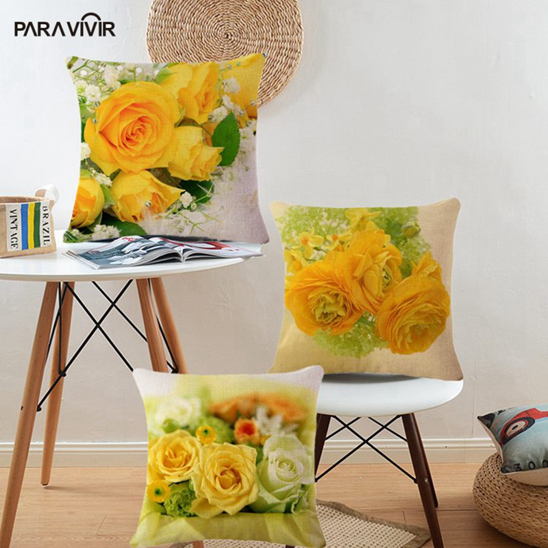 Pillows For Living Room Chairs: Vintage Pillow Covers Decorative For Living Room Bed Chair