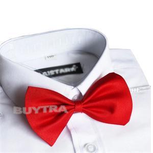 1 Pcs 5 Colors New Cute Kids Boys Bow Tie Children Butterfly Type Necktie