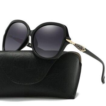 Polarizadas Gafas Clásico Mujer Hd Conductor Sol De Visión eEWID9H2Y