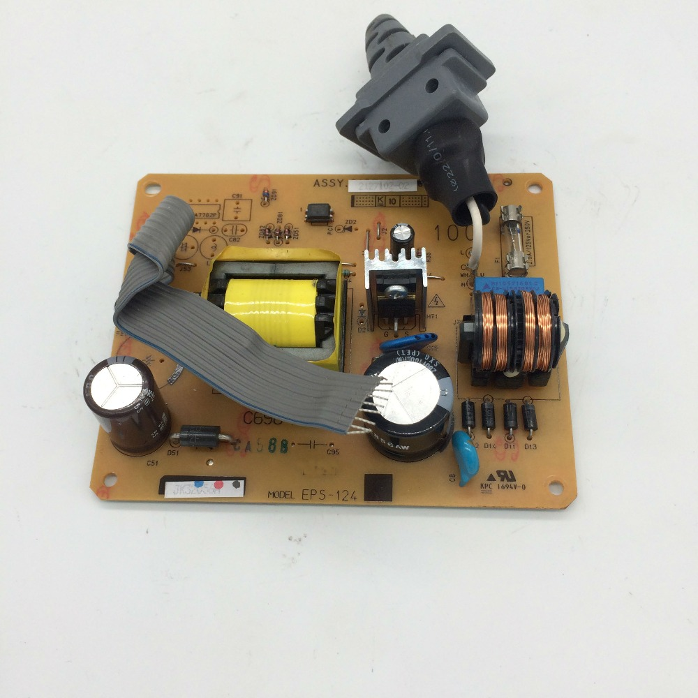 220V POWER SUPPLY BOARD C698 PSB FOR EPSON L1300 ME1100 T1100 T1110 B1100 W1100 100% new and original ink pump assembly for epson t1100 t1110 b1100 me1100 l1300 ink system assy pump assembly capping unit