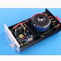 Trébol LM1875T amplificador de Potencia de dos canales Aduio Amplificador Digital Amplificador de ALTA FIDELIDAD Pura con chapado en oro placa de circuito 120 W LM1875 chip