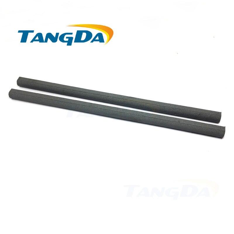 Tangda 10 200 Núcleos de Ferrite núcleo ROD R10 * 200mm 10*200 SMPS RF macio Ferrite material: AG Mn Zn-antena de recepção de rádio