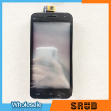 High Quality Touch Glass For Doogee Voyager 2 DG310 LCD Touch Screen Glass Panel Replacement With Tool недорого