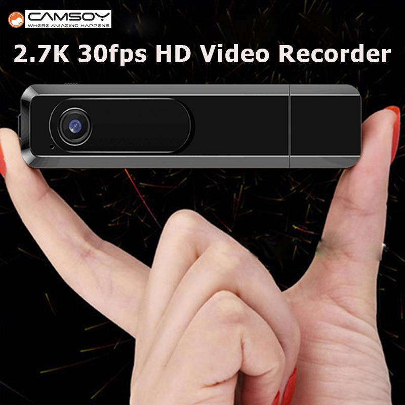 Prix pour C18 Mini Caméra 2.7 K HD H.264 Stylo Caméra Portable de Travail lors de la Charge Enregistreur Vocal Mini DV DVR Caméscope Micro Caméra Espion