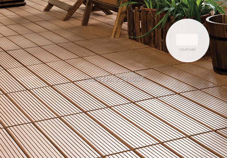Aliexpress Buy Wpc Diy Decking Floorwpc Diy Flooringwpc
