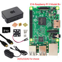 New Original Raspberry Pi 3 Model B Raspberry Pi Raspberry Pi3 B Pi 3 Pi 3B With WiFi & Bluetooth USB Port