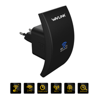 Wavlink 802 11b G N Wireless Wifi Repeater 300Mbps Mini Wi Fi Signal Amplifier Repetidor Range