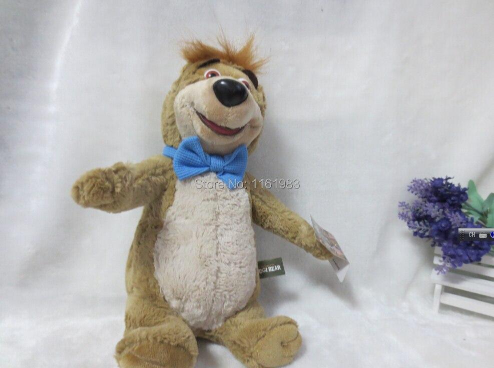 New Arrival Yogi Bear Plush Toys Booboo Bear Plush Doll Bear Plush