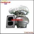 Турбокомпрессор TA4532 turbo 465105-5010S 465105-0010 465105-10 6151838110 для PC400-5C Komatsu PC400 двигатель с лопатой: S6D125