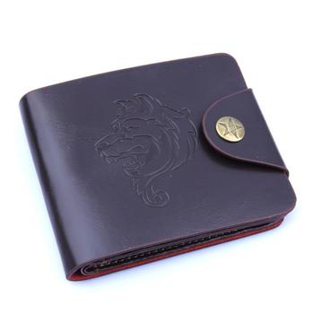 Maison Fabre Men wallet 2018 Fashion Bifold Leather Wallet Simple Casual Pure Color High-end Coin Purse May18   40
