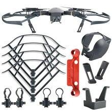 Propeller Prop Protector For DJI Mavic Pro Drone Accessories Quadcopter Professional Protector Landing Gear Lens Hood FE27d