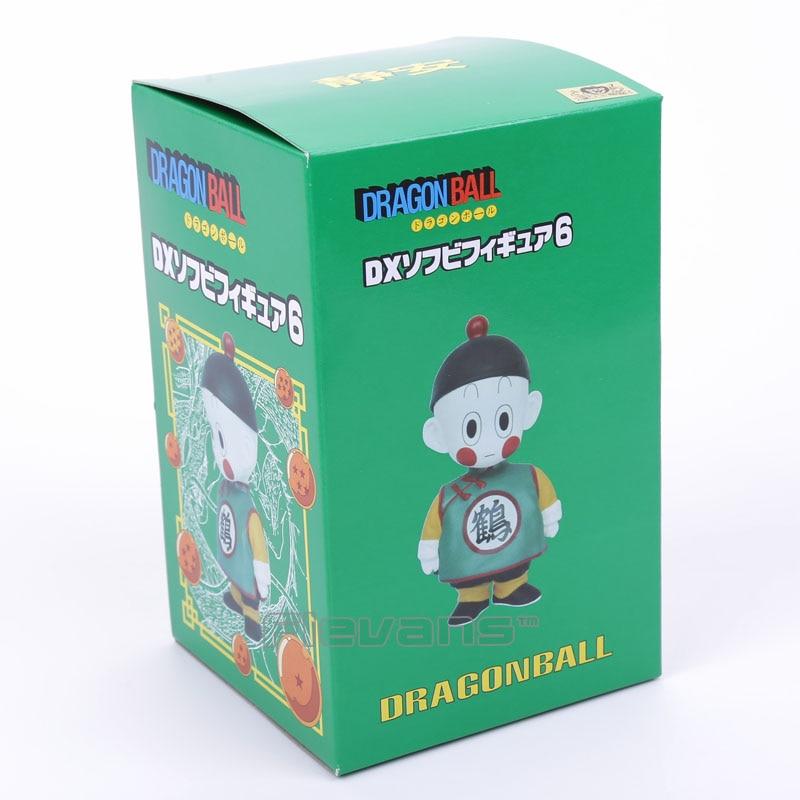 Dragon Ball Z Chiaotzu PVC Action Figure Collectible Model Toy 16cm Boxed