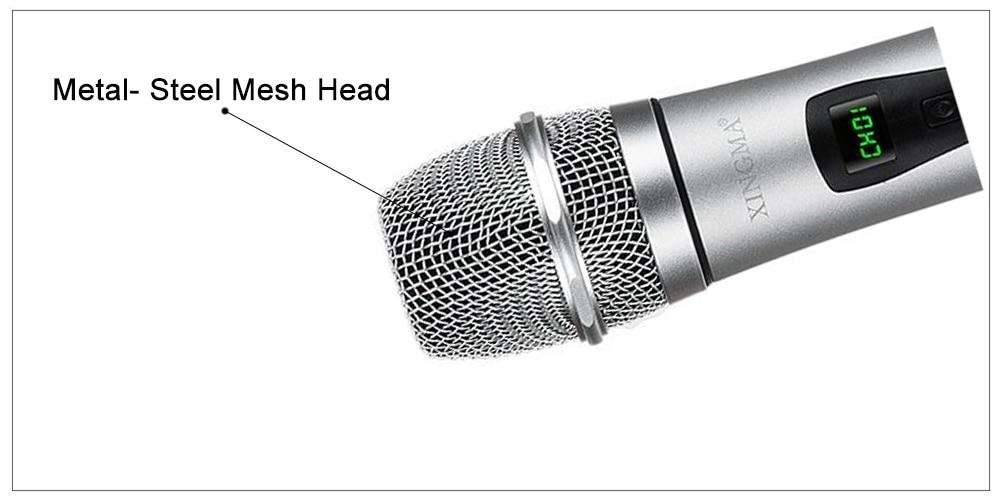 Wireless Microphone Karaoke 2