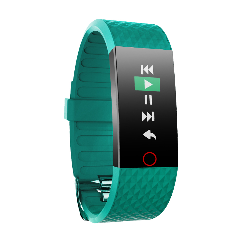 Image 3 - Smart Wristband Fitness Tracker Sport Pedometer Waterproof Heart Rate Blood Pressure Smart Bracelet fashion for man woman Hot-in Smart Wristbands from Consumer Electronics