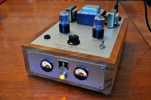 Image 3 - 1 x Panel VU Meter Warm Back Light Power Amplifier Indicator & Audio Level Amp DB Table dc 6v 12v FOR Driver board