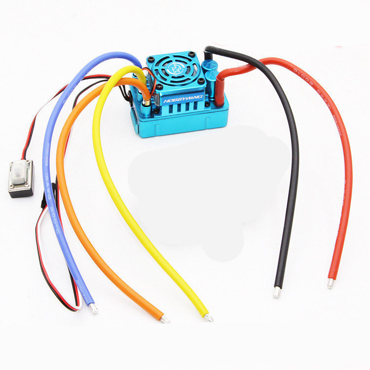 Surprise price Hobbywing XERUN SCT PRO 120A Blue Sensored Brushless ESC for 1/10 1/8 rc Buggy Scale Truggy Monster truck-in Parts & Accessories from Toys & Hobbies    3