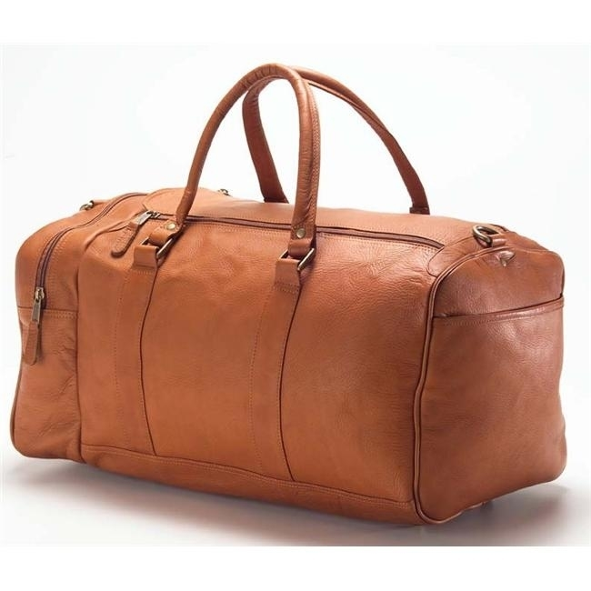 Clava AG-09 One Pocket Duffel - Vachetta Tan clava 709 hip to be square backpack vachetta cafe