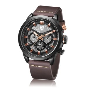 Image 5 - AAA T5 marka luksusowy zegarek męski człowiek wojskowy zegarek kwarcowy Sport Wrist mężczyźni Chronograph wodoodporne męskie zegarki sportowy zegarek