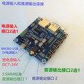 Bluetooth Аудио Модуль Приемника пластины с U диск USB TF карт MP3 декодер доска fm-радио плеер новый