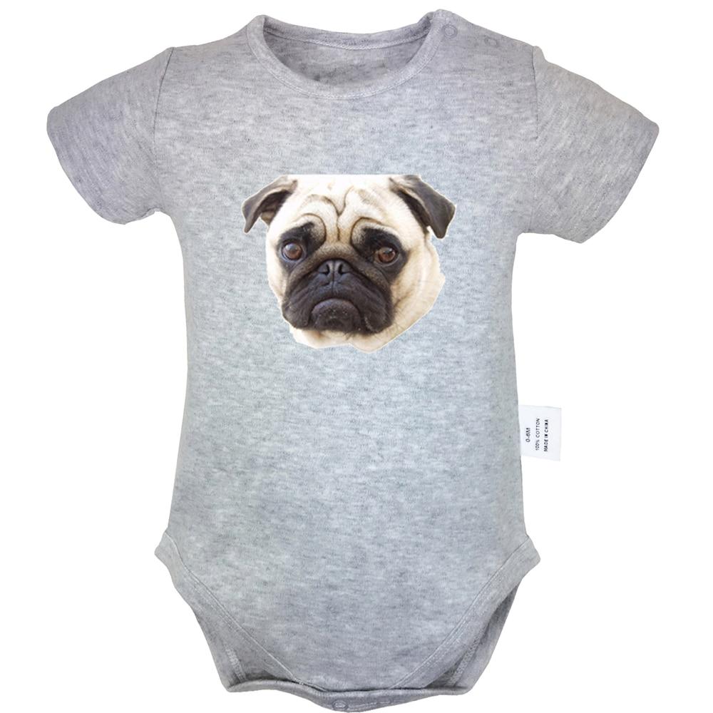 Baby Girl Short Sleeve Jumpsuit I Love My Greyhound Dog-1 Toddler Jumpsuit