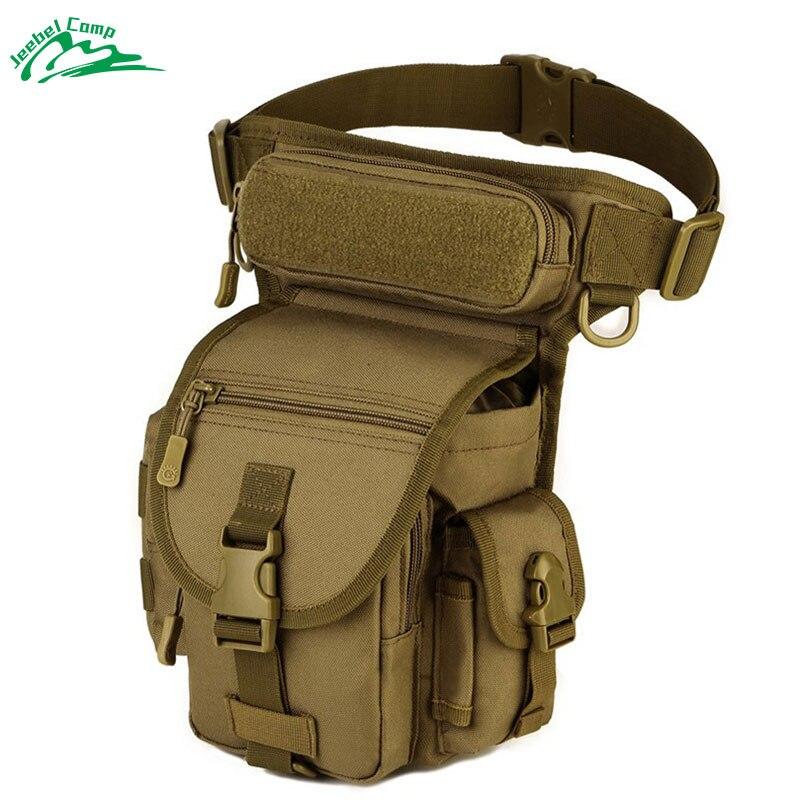 Иезавель Для Мужчинs ног сумка 2018 поясная отдых Спортивные сумки многоцелевой плеча Курьерские сумки военный тактический
