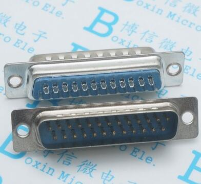 10pcs Computer DB25 Male to Solder Type Adapter Connectors