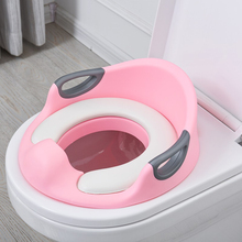 EN71 New Arrival Winter Baby Girl Boy Portable Toilet Seat Safe & Comfort WC Mat Training Urinals Soft Chair Pad