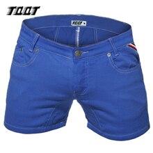 TQQT шорты midweight джинсовый шорты молния fly короткие мыть старинные бермуды джинсы мужские с низкой талией мода короткие джинсы 5P0602