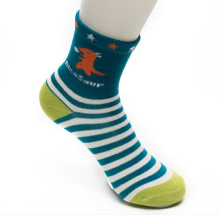 Kids Cotton Dinosaurs Pattern Breathable Socks