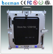Leeman Light Weight P10 24×24 Outdoor Die Casting Aluminum Video Wall LED Display for Rental