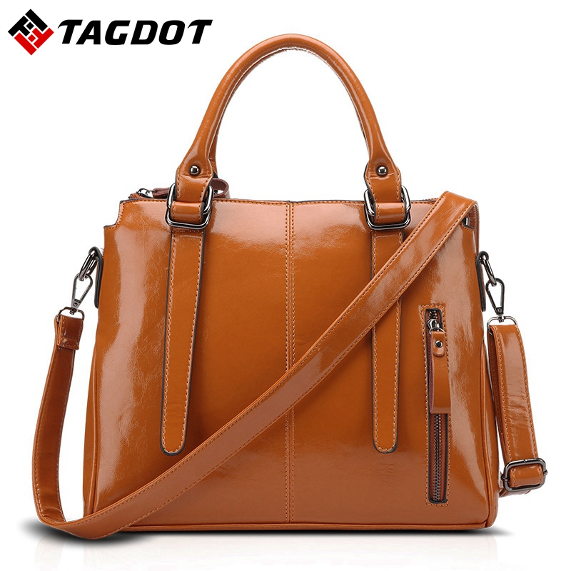 Fashion Party Bag Female Red Patent PU Leather Bag for Women Luxury Handbag Women Shoulder Bags Designer Ladies Tote bolsas