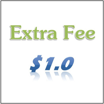 Extra fee and Product cost-Remark Your Request image