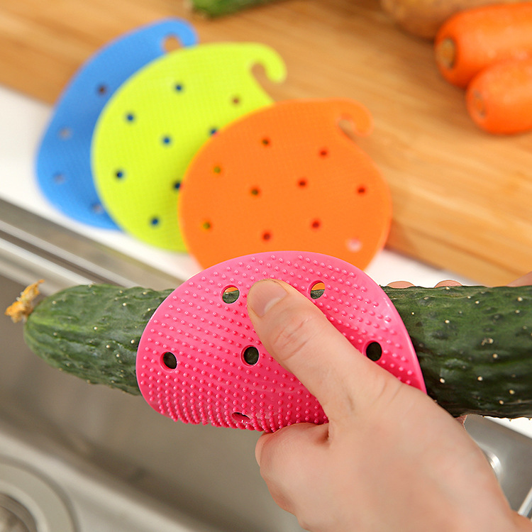 Heat Cleaning Brush To Clean Potato Foam Insulation Clean Kitchen Gadgets Multif
