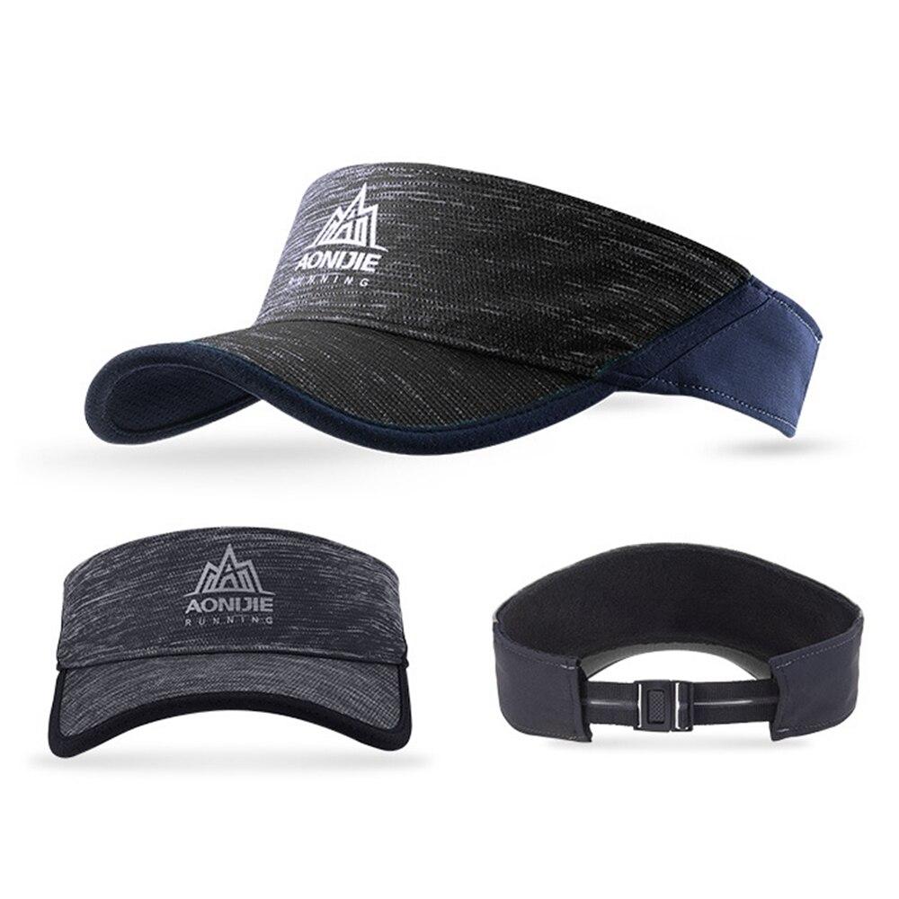 2018 Hot Sale New Adjustable Runing Cap Women Men Sun Hat Jogging Homme Outdoor Camping Running Sports Birthday Festival Gift