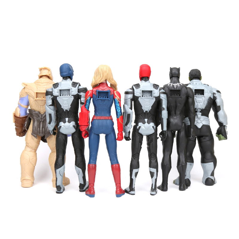 Marvel Avengers 4 Infinity War Action Figures 29cm 7