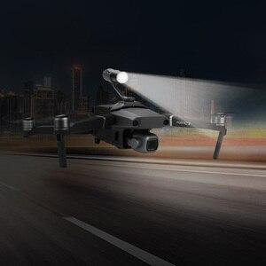 Image 1 - Lumière supérieure du vol de nuit du Drone, étendue pour le montage dune caméra avec héros gopro pour DJI mavic 2 accessoires de drone
