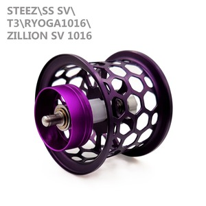Image 3 - Steez\SS SV\T3\RYOGA1016/ZILLION SV 1016 full line of general purpose multi color modified micro cup spool