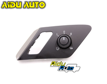 FOR Golf 7 MK7 VII Auto Folding Mirror Electric Mirrors button switch