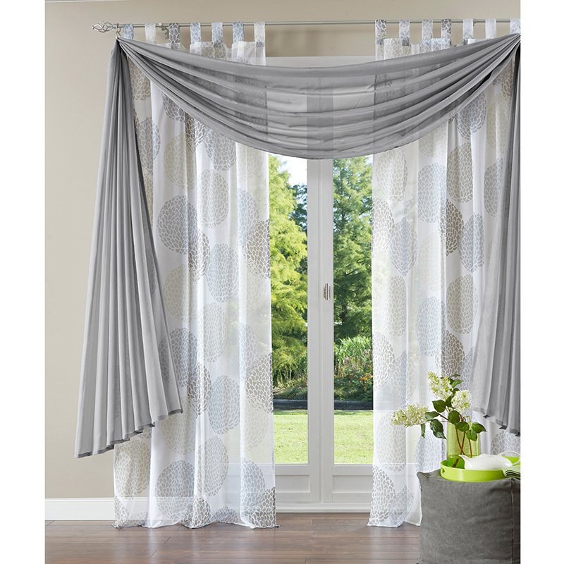 2018 Rushed Sale Cortinas Dormitorio Curtains Terri Tulle Pelmet Fabrics Diy Valance For Drapes Window Treatments For Bedroom wire